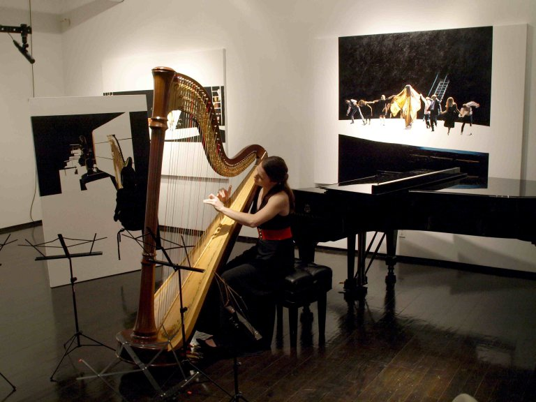 Chesea Music Festival NYC, artist in residence
